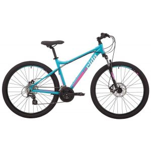 "Велосипед 27,5"" Pride STELLA 7.2 бирюзовый 2018"