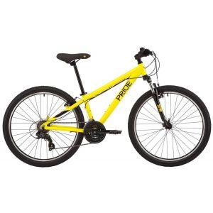 """Велосипед 26"""" Pride MARVEL 6.1 желтый 2020"""
