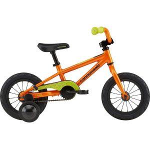 "Велосипед 12"" Cannondale TRAIL 1 OS 2020 CRU (оранжевый)"