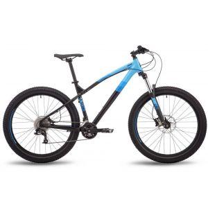 """Велосипед 27,5"""" Pride SAVAGE 7.2 черно-синий 2018"""