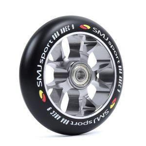 Колесо для трюкового самоката SMJ Sport ALU 110mm grey
