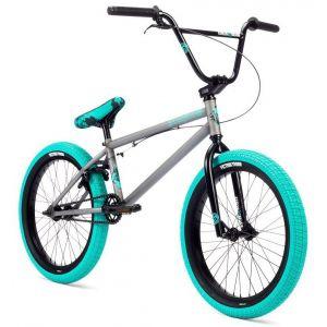 "Велосипед Stolen Casino 20"" 2019 BMX Freestyle Bike (grey/mint)"