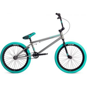 "Велосипед Stolen Casino 20"" 2019 BMX Freestyle Bike (grey/mint)"