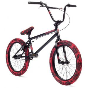 "Велосипед Stolen Casino 20"" 2020 BMX Freestyle Bike (black)"