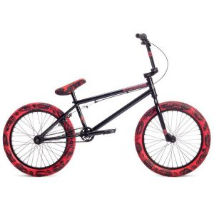 "Велосипед Stolen Casino 20"" 2019 BMX Freestyle Bike (black/red)"