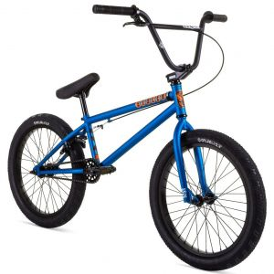 "Велосипед Stolen Casino 20"" 2021 BMX Freestyle Bike L рама 20.25"" (matte metalic blue)"