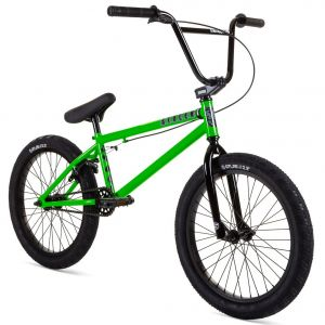 "Велосипед Stolen Casino 20"" 2021 BMX Freestyle Bike XL рама 21.0"" (gang green)"