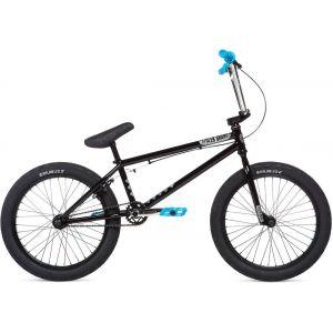 """Велосипед Stolen Heist 20"""" 2020 BMX Freestyle Bike (black)"""