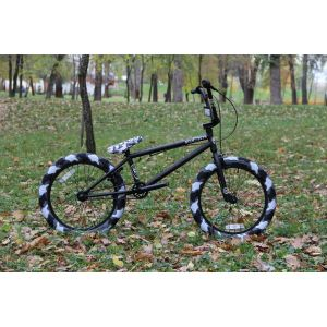 "Велосипед Stolen X Fiction 20"" 2019 BMX Freestyle Bike (urban Camo)"