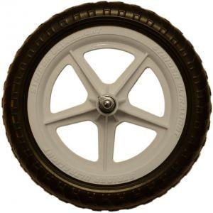 """Ультралегкое колесо Strider Ultralight Wheel 12"""" (белый)"""