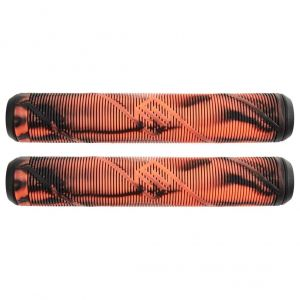 Грипсы Striker Pro scooter Grips (Black-orange)