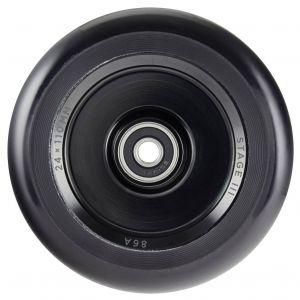 Колесо для трюкового самоката Tilt Durare Fullcore 110mm Pro Scooter Wheel (Black)