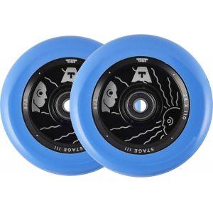 Колесо для трюкового самоката Tilt Theory Pro Scooter Wheel (Blue)