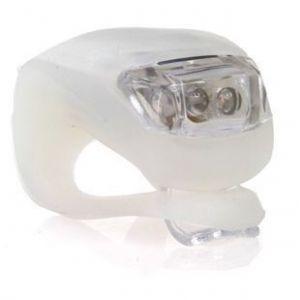 Светодиодный фонарик для самоката (белый)