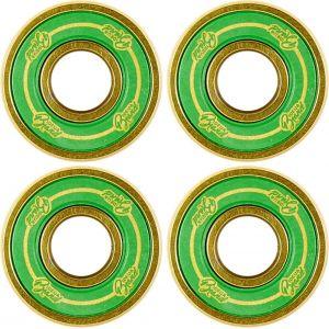 Набор подшипников для трюкового самоката UrbanArtt 8STD Bearings 4-Pack (Green)