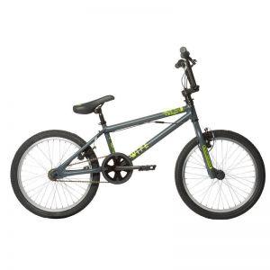 Велосипед B'TWIN BMX WIPE 300 JR (серый)