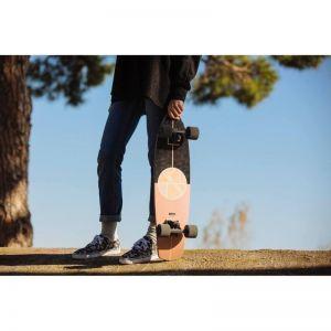 Скейтборд OXELO CRUISER YAMBA WOOD 500 COPER