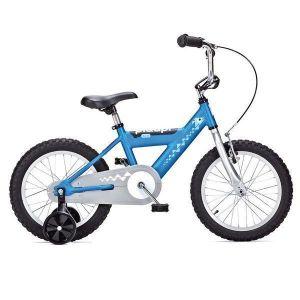 "Велосипед Yedoo Pidapi Alu 16"" (синий)"