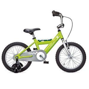 """Велосипед Yedoo Pidapi Alu 16"""" (зеленый)"""