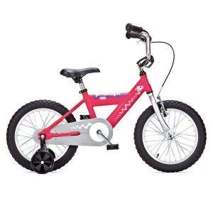 """Велосипед Yedoo Pidapi Alu 16"""" (розовый)"""