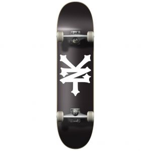 "Скейтборд Zoo York OG 95 Crackerjack Complete Skateboard 31.8"" (Black-White)"